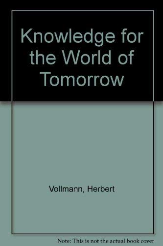9783878600749: Knowledge for the world of tomorrow (Pocket book series of the Grail Message Foundation)