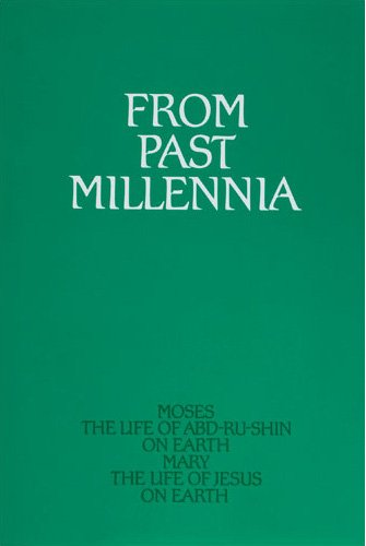 From Past Millennia (The millennium series)