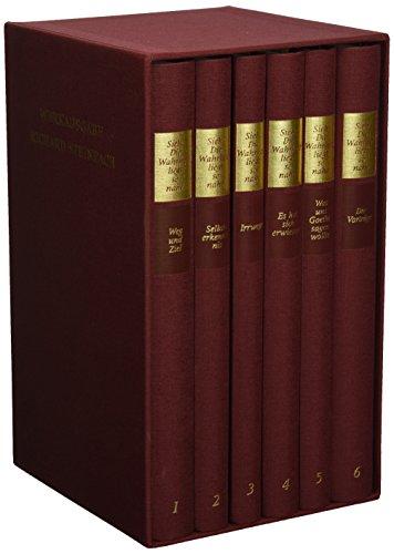Werkausgabe Richard Steinpach Band 1-6 mit Schuber: Richard Steinpach