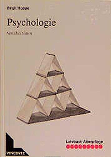 Psychologie. - Birgit Hoppe