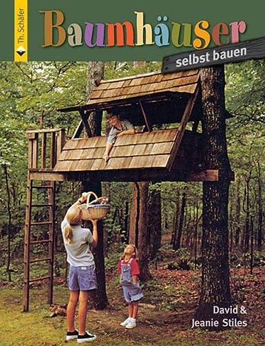 9783878705796: Baumhäuser selbst bauen