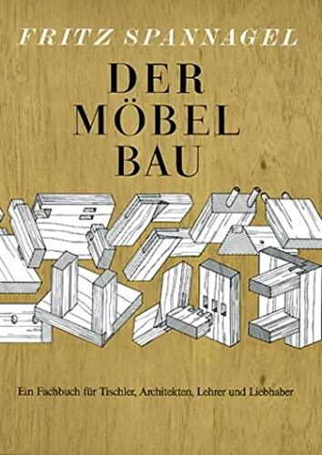 9783878706663: Der Möbelbau