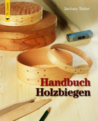 9783878707134: Handbuch Holzbiegen