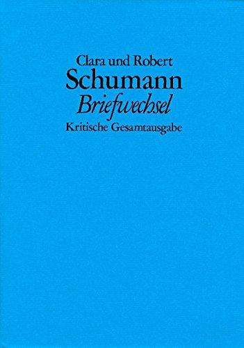 Briefwechsel 1840 - 1851: Clara Schumann