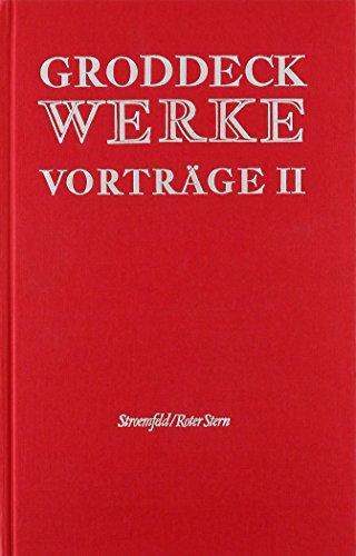9783878772910: Groddeck, G: Werke 3