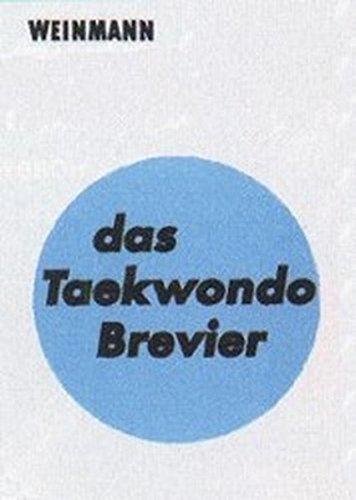 9783878920595: Ruf, D: Taekwondo Brevier