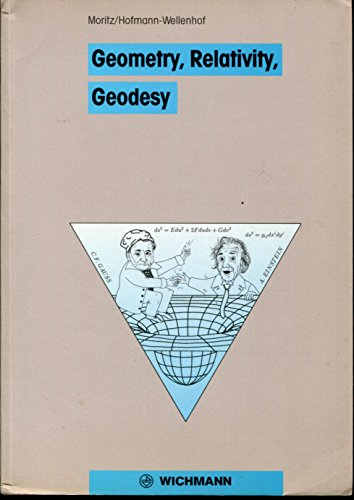 9783879072446: Geometry, Relativity, Geodesy