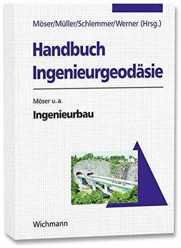 9783879072965: Handbuch Ingenieurgeodäsie: Ingenieurbau