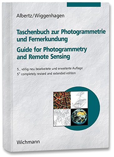 9783879073849: Taschenbuch zur Photogrammetrie und Fernerkundung