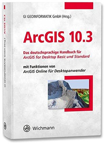 9783879075881: ArcGIS 10.3