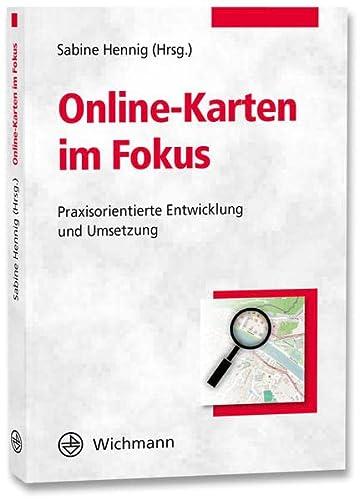 9783879075898: Online-Karten im Fokus