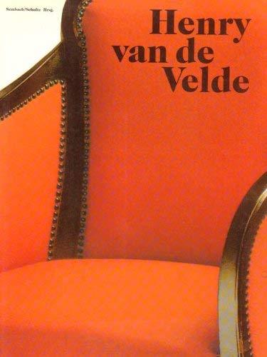 Henry van de Velde: Ein europaischer Kunstler seiner Zeit (German Edition): Velde, Henry van de