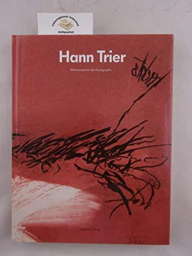 Hann Trier: Werkverzeichnis der Druckgraphik (German Edition): Laxner-Gerlach, Uta