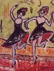 Tanz in der Moderne: Von Matisse bis Schlemmer (German Edition): Karin Adelsbach and Andrea ...