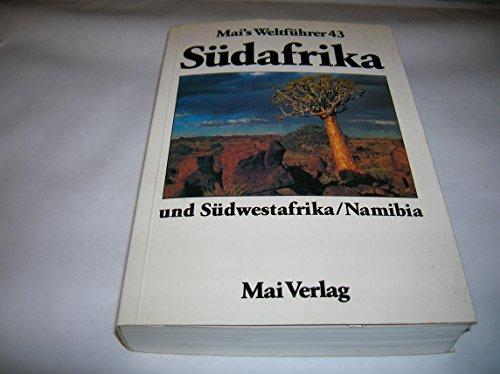 9783879361533: Südafrika /Südwestafrika (Namibia). Reiseführer mit Landeskunde