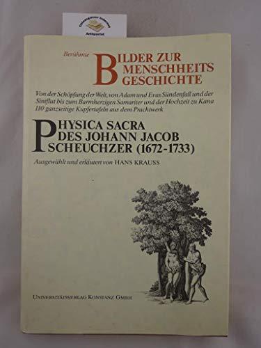 Beruhmte Bilder zur Menschheitsgeschichte aus Johann Jacob: Scheuchzer, Johann Jakob