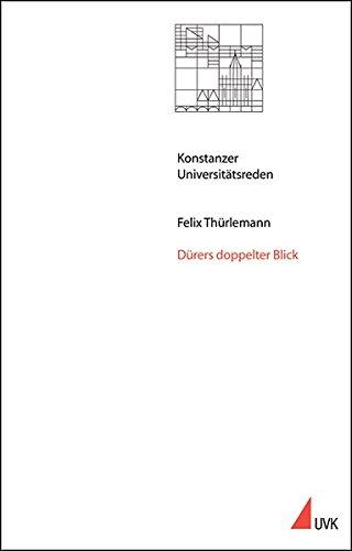 9783879408160: Dürers doppelter Blick