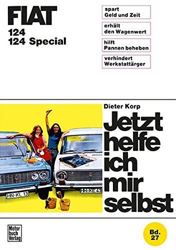 Fiat 124 / 124 Special: Korp, Dieter