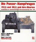 Die Panzer-Kampfwagen 35 (t) und 38 (t) und ihre Abarten - einschließlich der ...