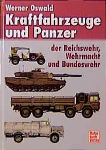 Buch Deutsche Militärlastwagen bis 1945 Werner Oswald