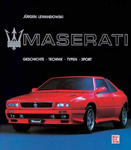 9783879438945: Maserati