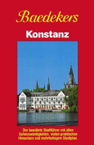 Baedekers Stadtführer Konstanz: Baedeker, Karl