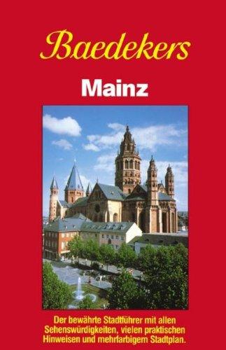 Baedeker Stadtführer, Mainz - Baedeker, Karl
