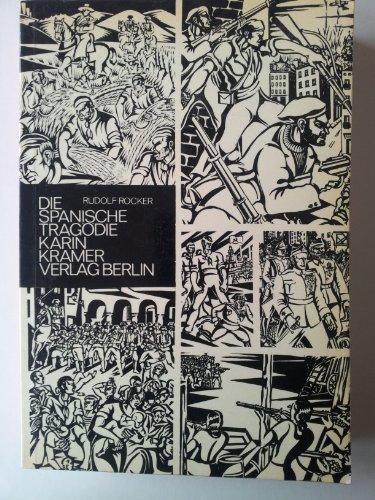 9783879560509: Die spanische Tragödie (German Edition)