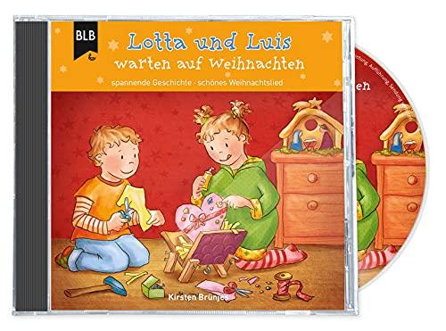 9783879823451: Lotta und Luis warten auf Weihnachten