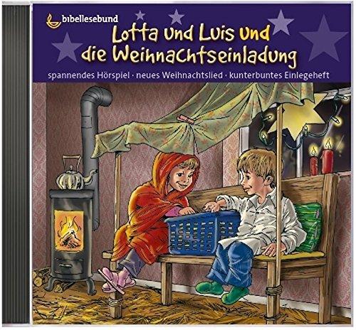 9783879829767: Lotta und Luis und die Weihnachtseinladung