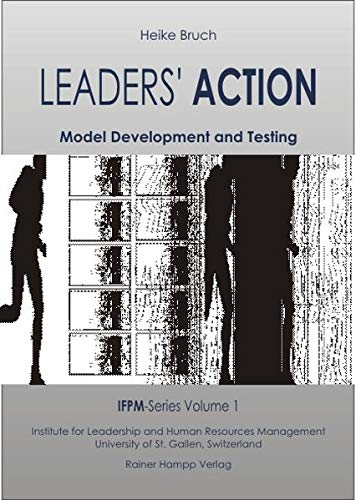 LEADERS' ACTION: Model Development and Testing - Heike Bruch