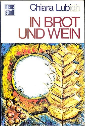 9783879960828: In Brot und Wein
