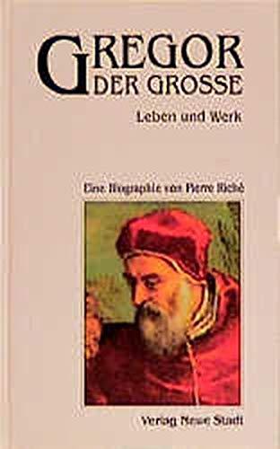 9783879963539: Gregor der Gro�e: Leben und Werk
