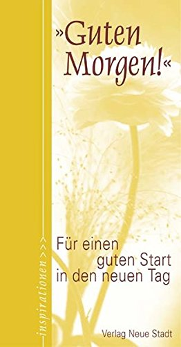 9783879966752 Guten Morgen Für Einen Guten Start In Den