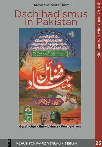 9783879974139: Dschihadismus in Pakistan