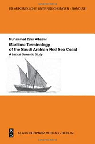 9783879974559: Maritime Terminology of the Saudi Arabian Red Sea Coast