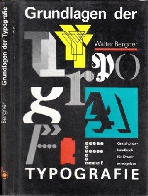 9783880133952: Grundlagen der Typografie
