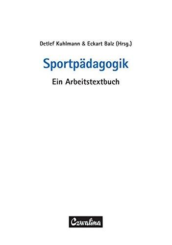 9783880205109: Sportp�dagogik: Ein Arbeitstextbuch