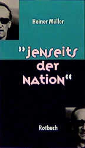 9783880220591: Jenseits Der Nation (German Edition)