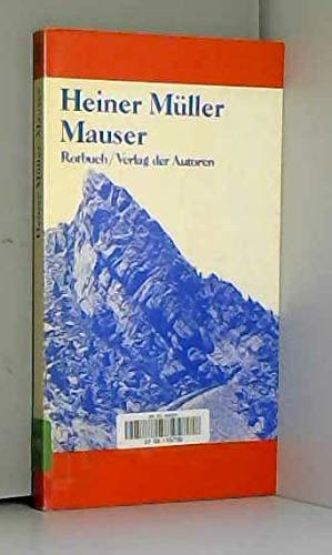 9783880221840: Mauser (His Texte ; 6) (German Edition)