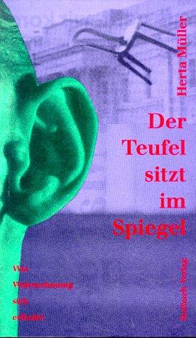 9783880227675: Der Teufel sitzt im Spiegel: Wie Wahrnehmung sich erfindet (German Edition)