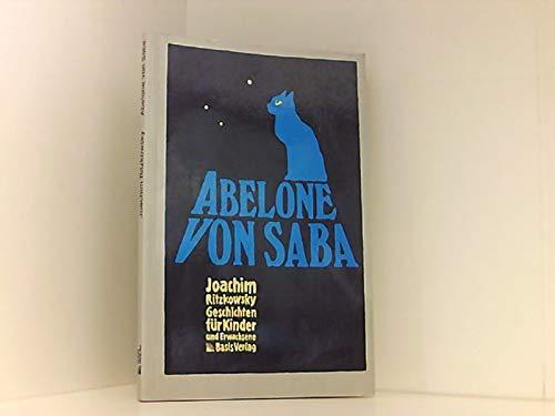 9783880252240: Abelone von Saba. Geschichten zum Lesen und Vorlesen für Kinder und Erwachsene
