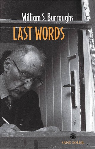 9783880300385: Last Words