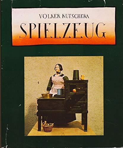 9783880342101: Spielzeug. Spiegelbild der Kulturgeschichte