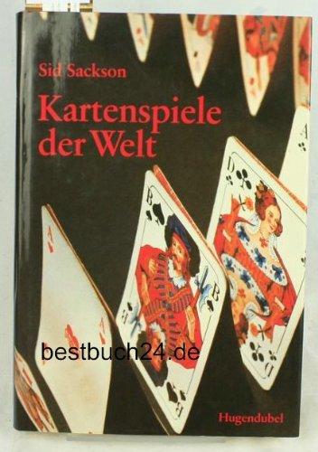 9783880342378: Kartenspiele der Welt. Regeln zu 66 bekannten und unbekannten Kartenspielen