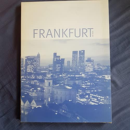9783880347410: Frankfurt am Main. Gesichter einer Stadt