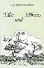 9783880420847: Taler und Hohen: Gedichte