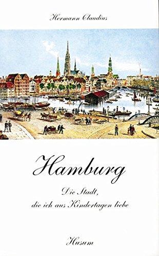 9783880424104 Hamburg Die Stadt Die Ich Aus Kindertagen