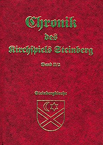 Chronik des Kirchspiels Steinberg II/1 und II/2: Bernhard Asmussen