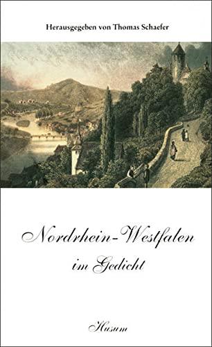 9783880428485: Nordrhein-Westfalen im Gedicht